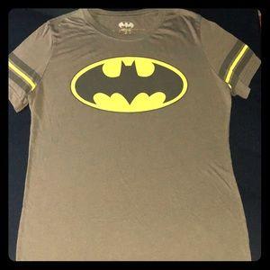 Six Flags Batman Logo Tee (L)